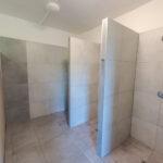 Horní patro - pánská sprcha